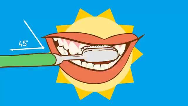 porque hay que lavarse los dientes al levantarse